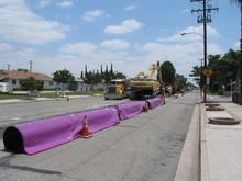 Recycled Water Pipeline
