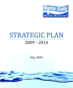 2009 to 2014 Strategic Plan (PDF) Opens in new window