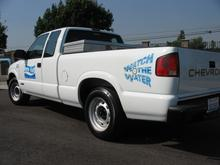 Water District Truck
